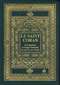 CORAN (Bilingue) - Br. P. - Papier Bible