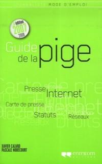 Guide de la pige