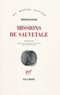 Missions de sauvetage
