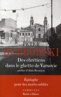 Juifs Dans le Ghetto de Varsovie (les)