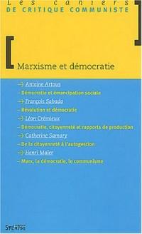 Marxisme et Démocratie
