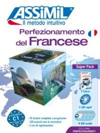 Metodo ASSIMIL - Perfezionamento del Francese - Superpack (Libro + CD Audio + CD Mp3)