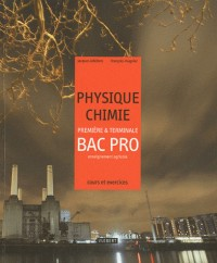 Physique chimie 1 re &t bac pro agricole