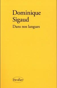 Dans nos langues