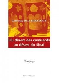 Du désert des camisards au désert du Sinaï