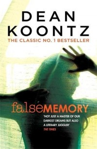 False Memory: A thriller that plays tricks with your mind…