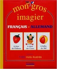 Mon gros imagier français-allemand