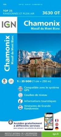 3630OT CHAMONIX MASSIF DU MONT BLANC