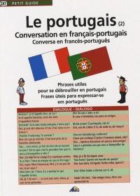 Le portugais (2) : Conversation en français-portugais