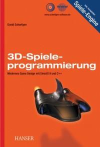 3D-Spieleprogrammierung. Modernes Game Design mit DirectX 9 und C++, mit CD-ROM (Livre en allemand)