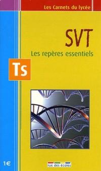SVT Tle S : Les repères essentiels