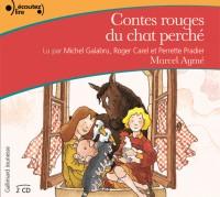 Les Contes Rouges du Chat Perche CD