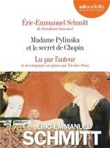 Madame Pylinska et le secret de Chopin: Livre audio 2 CD Audio [CD audio]