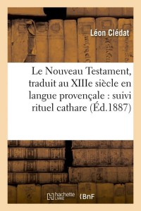 Le Nouveau Testament  ed 1887