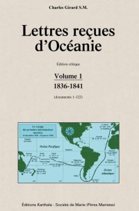 Lettres Recues d'Oceanie. 9 Volumes + un Index