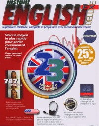 Instant English Deluxe FX  niveau 2 & 3 : CD-ROM