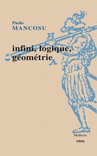 Infini, logique, géometrie
