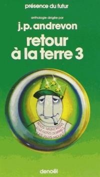 Retour à la terre (trois anthologies thématiques)