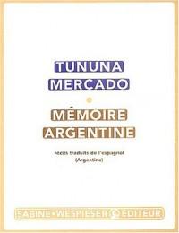 Mémoire Argentine