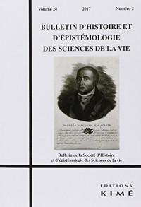 Bulletin d'Histoire et d'Epistemologie 24/2