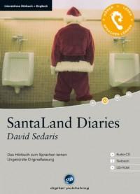 SantaLand Diaries: Das Hörbuch zum Englisch lernen
