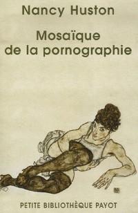 Mosaïque de la pornographie