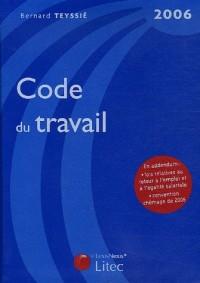 Code du travail 2006