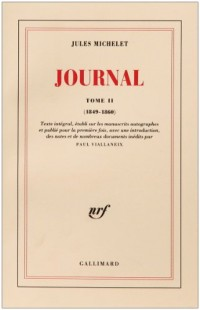 Journal - Tome II  (1849-1860)