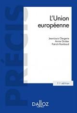 L'Union européenne - 11e éd.