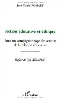 Action educative et éthique. pour un compagnonnagedes acteur de la relation