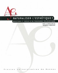 Naturaliser l Esthetique
