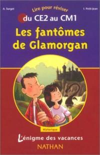L'Énigme des vacances : Les Fantômes de Glamorgan, lire pour réviser du CE2 au CM1