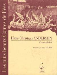 Contes Choisis d'Andersen