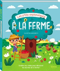 Les P'tits explorateurs... A la ferme