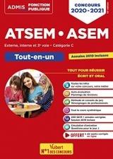 Concours ATSEM et ASEM - Catégorie C - Tout-en-un - Concours 2020-2021