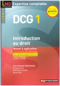 INTRODUCTION AU DROIT MANUEL ET APPLICATIONS  (Ancienne édition)