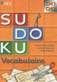 SUDOKU VOCABULAIRE CM1-CM2
