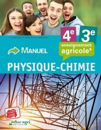 Physique-Chimie 4e/3e enseignement agricole