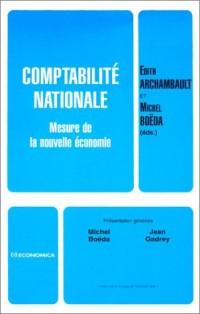 Comptabilité national : Mesure de la nouvelle économie