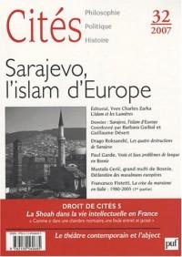 Cités, N° 32 : Sarajevo, l'islam d'Europe