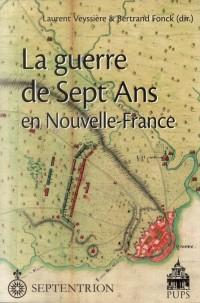 Guerre de Sept Ans en Nouvelle France