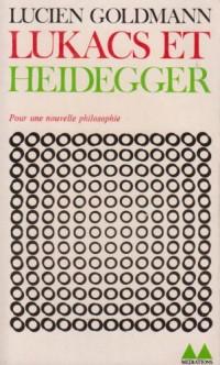 Lukacs et Heidegger