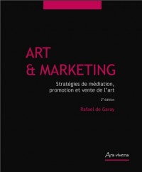 Art et marketing : Stratégies de médiation, promotion et vente de l?art