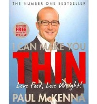 (I Can Make You Thin: Love Food, Lose Weight) By Paul McKenna (Author) Paperback on (Jan , 2010)