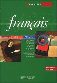 Français, 1ère séries technologiques (Manuel)