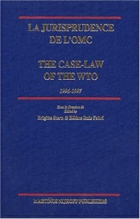 LA Jurisprudence De L'Omc/the Case-Law of the Wto: 1996-1997
