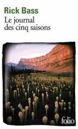 Le journal des cinq saisons [Poche]