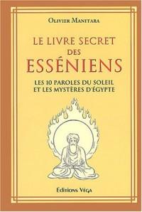 Le livre secret des Esséniens : Les 10 paroles du soleil et les mystères d'Egypte