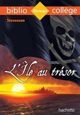 Bibliocollège - L'île au trésor, Stevenson [Poche]