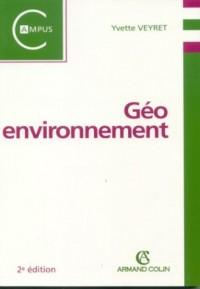 Géo environnement